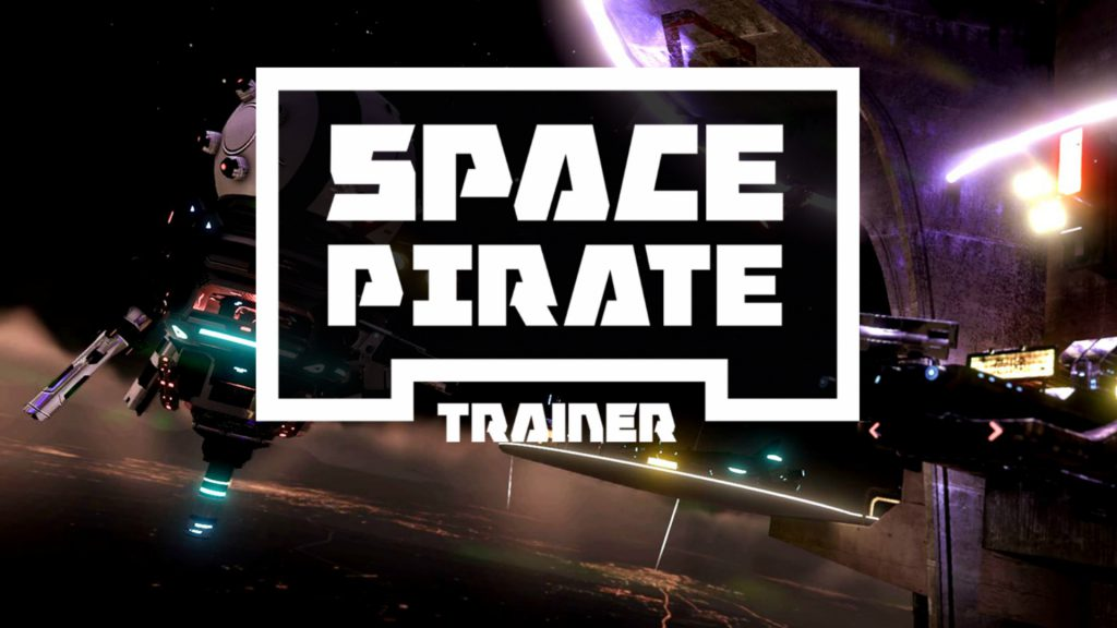 Belgian Game: Space Pirate Trainer